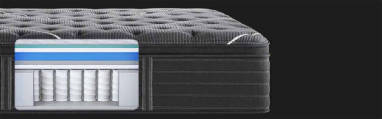 Beautyrest Black Mattresses Come In A Variety Of Mattress Firmness Options And Pricepoints Generally The Thicker Higher Price