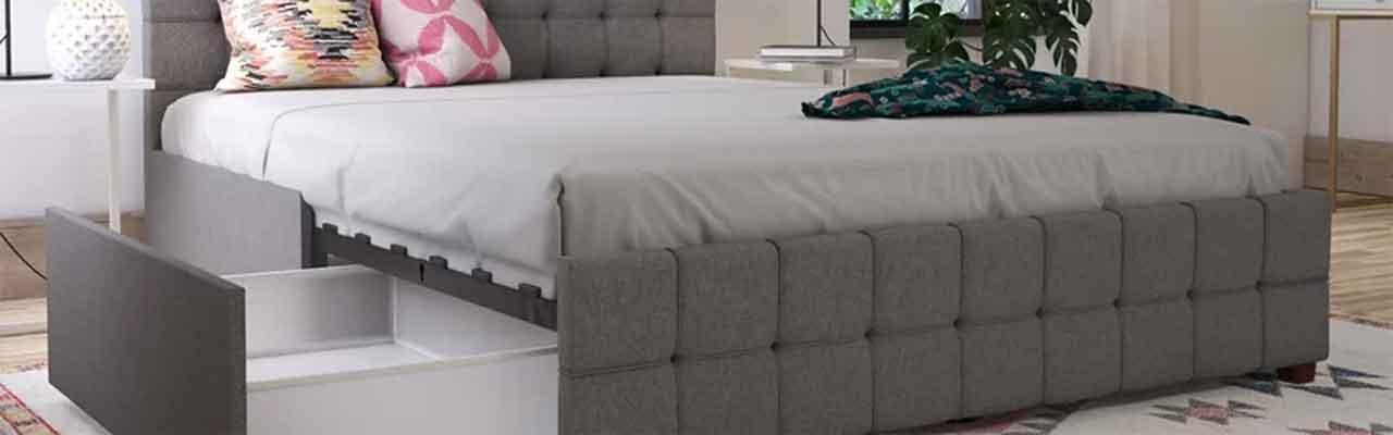 Best Storage Beds Ranked 2021 To, Best Queen Platform Bed With Storage