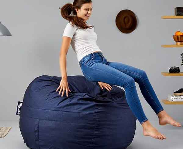 Tremendous 2019 Bean Bag Reviews The Best Bean Bag Chairs Ones To Beatyapartments Chair Design Images Beatyapartmentscom