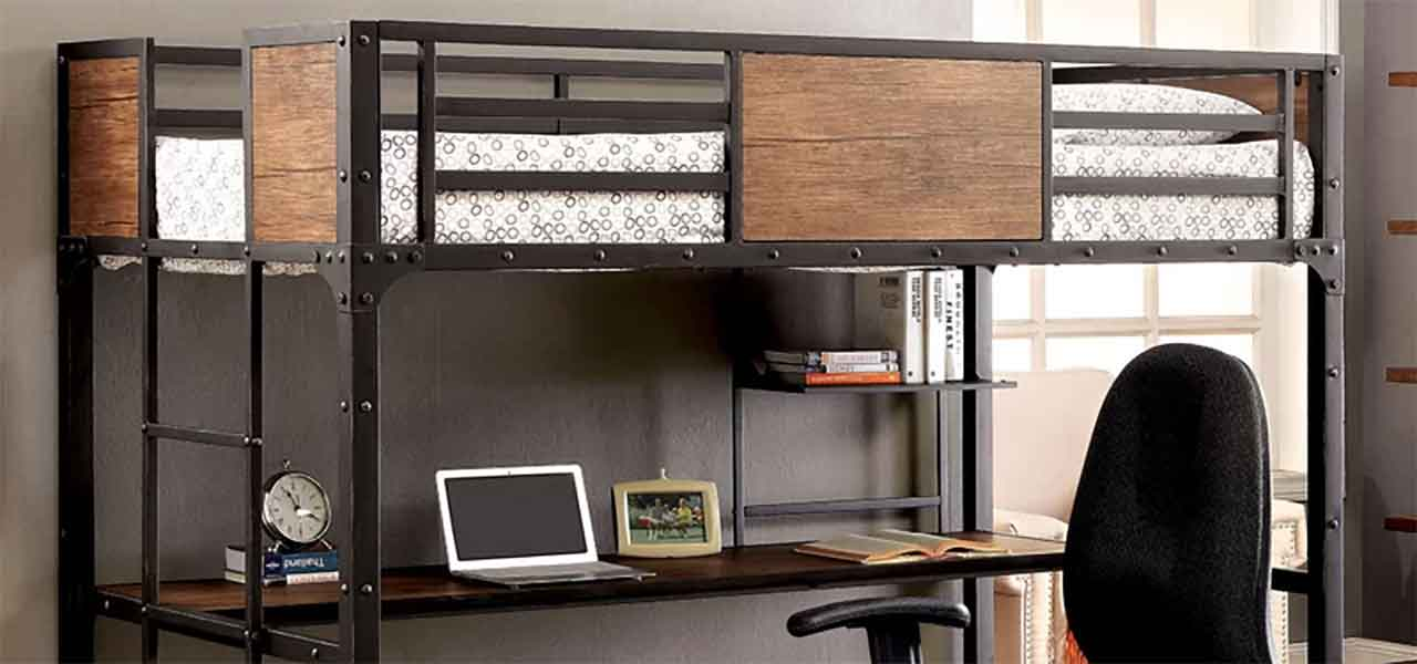 Best Loft Beds With Desk Revealed 2020 Reviews