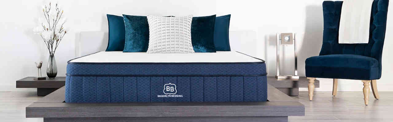 brooklyn bedding reviews 10 mattresses compared 2019 tips. Black Bedroom Furniture Sets. Home Design Ideas