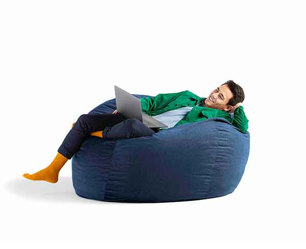 Terrific 2019 Bean Bag Reviews The Best Bean Bag Chairs Ones To Bralicious Painted Fabric Chair Ideas Braliciousco