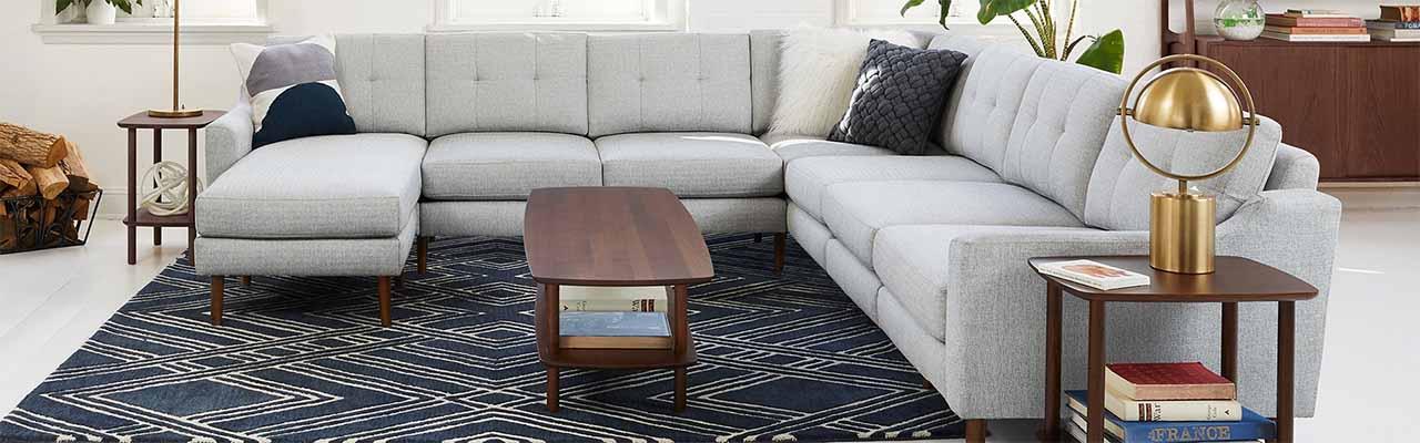 Burrow Reviews 2021 Couch Furniture, Robert Michael Furniture Reviews