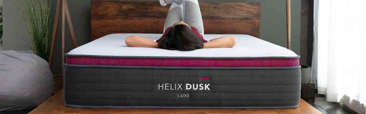 helix mattress reviews: is a custom bed right for you?