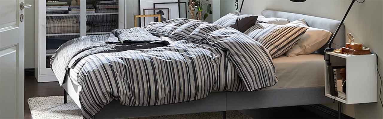 Best Ikea Bed Frame 2021 Beds Reviewed, Ikea Bed Frame With Storage Canada