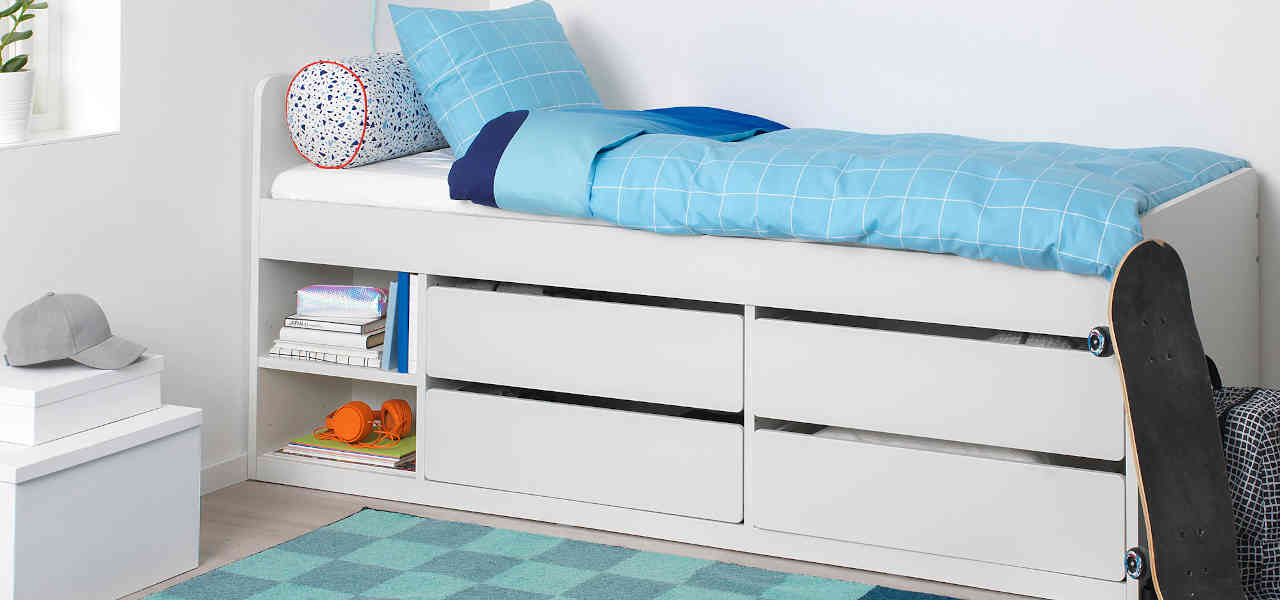 Best Ikea Storage Beds 2021 Ranks, Ikea Bed Frame With Storage Canada