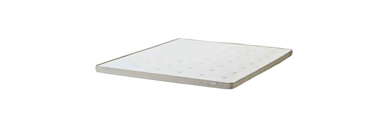 Sultan Tjome Dekmatras.Ikea Mattress Topper Reviews 2019 Comfy Buys Or Avoid