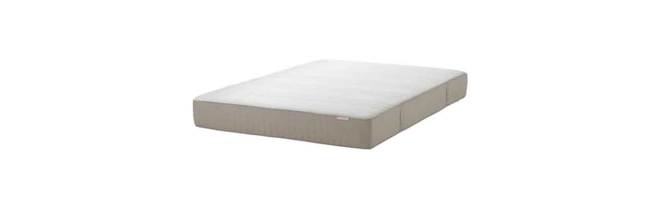 The Haugesund Is One Of Their Por Mattresses And Features Pocketed Coil Spring Design Its Top Comfort Layers Come With 2 Polyurethane Foam