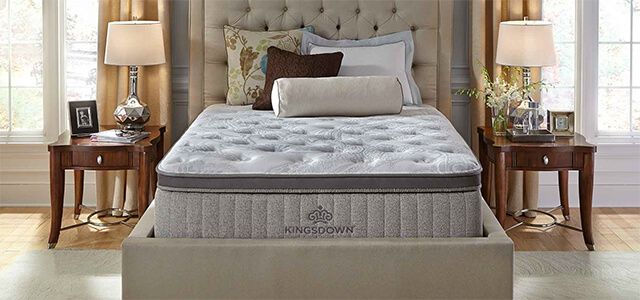 Kingsdown Reviews Their 4 Mattress Lines Compared Buy Or