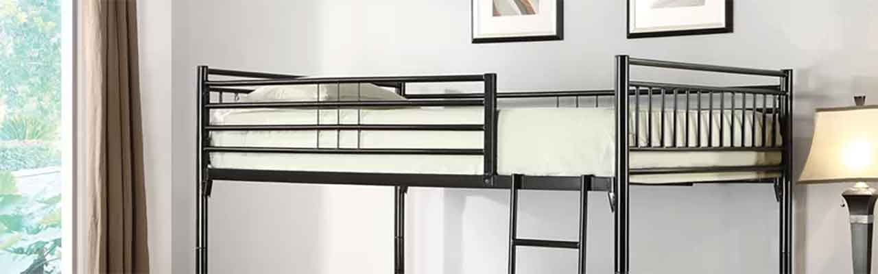 Best Metal Loft Beds Ranked 2019 Beds To Buy Or Avoid