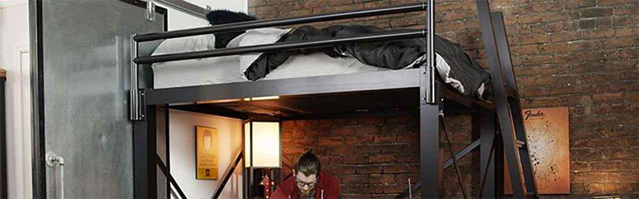 Best Queen Loft Beds Ranked 2021 Beds To Buy Or Avoid