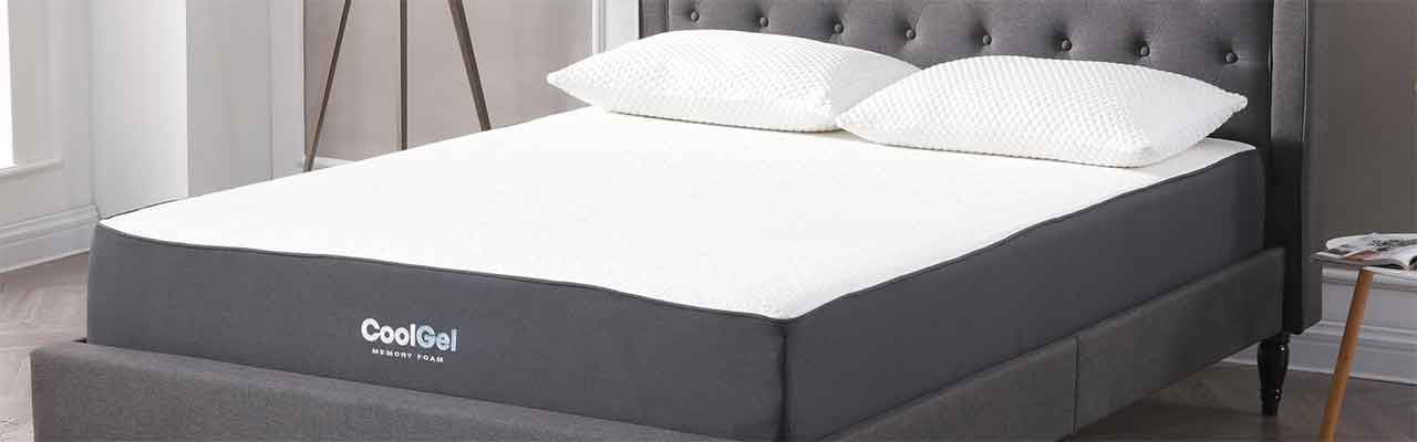 Modern Sleep Is Famous For Its Cool Gel Memory Foam 12 Inch Mattress The Helps With Naturally Warming Element Of So Should Work