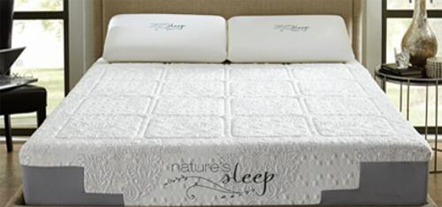 Nature S Sleep Reviews Top 2019 Mattresses Compared Updated