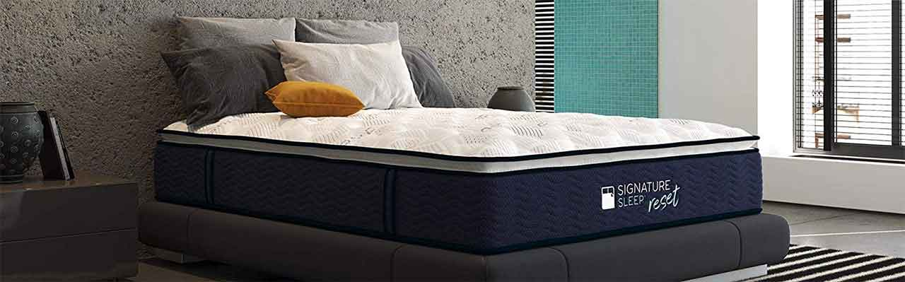 Ethan Allen Signature Plush Mattress Reviews Sante Blog