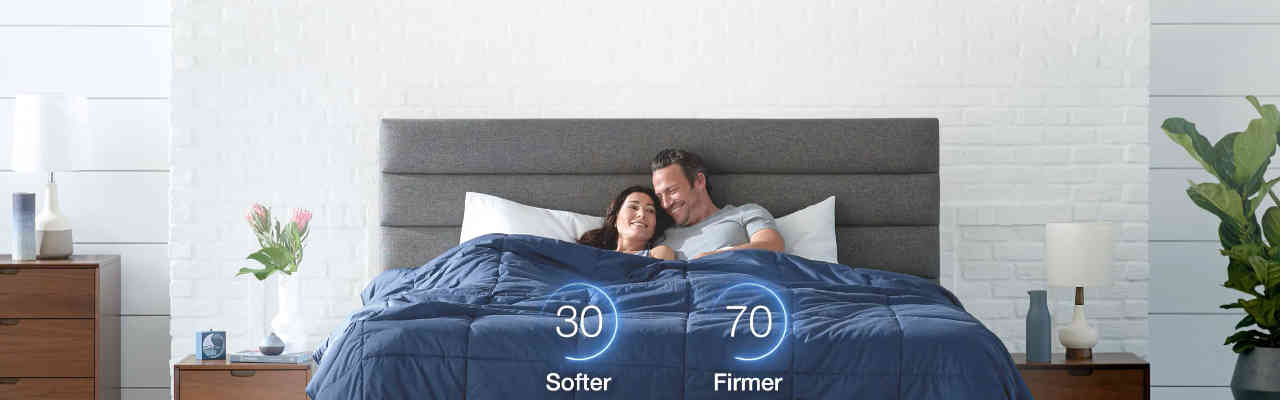 Sleep number mattresses sleep number qseries 51 fl for Sleep by number mattress