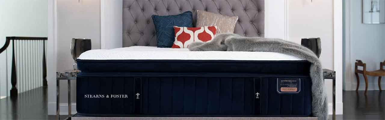 The Reserve Collection Is Similar To Lux Estate But Has An Extra Foam Layer In Pillow Top For Added Softness