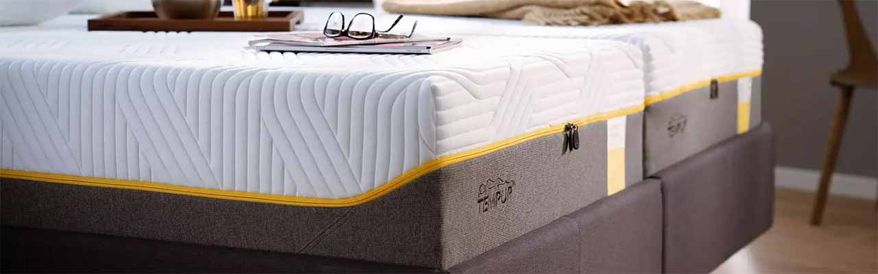 Pillows, Mattresses, Beds & More By Tempur