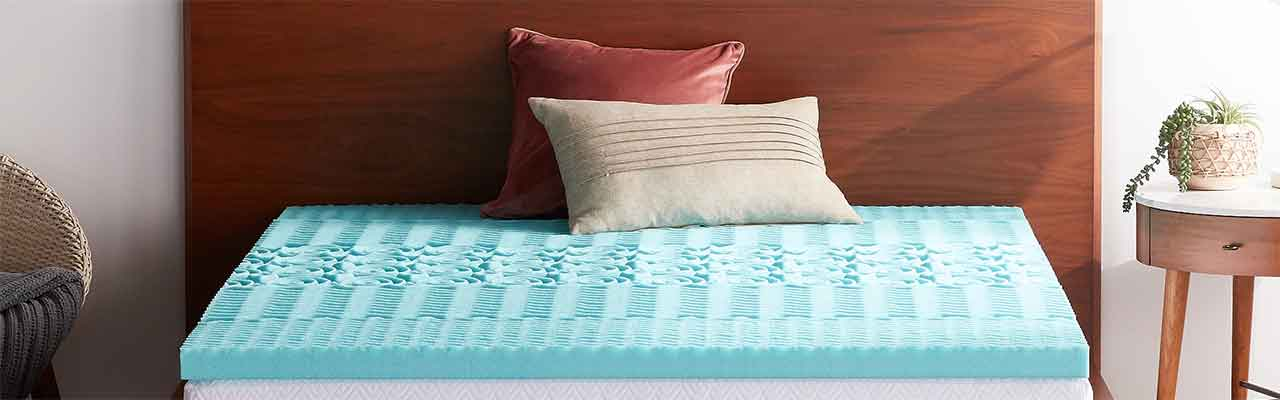 Stearns And Foster Reviews >> Walmart Mattress Topper Reviews: 2019 Comfort (or Avoid?)