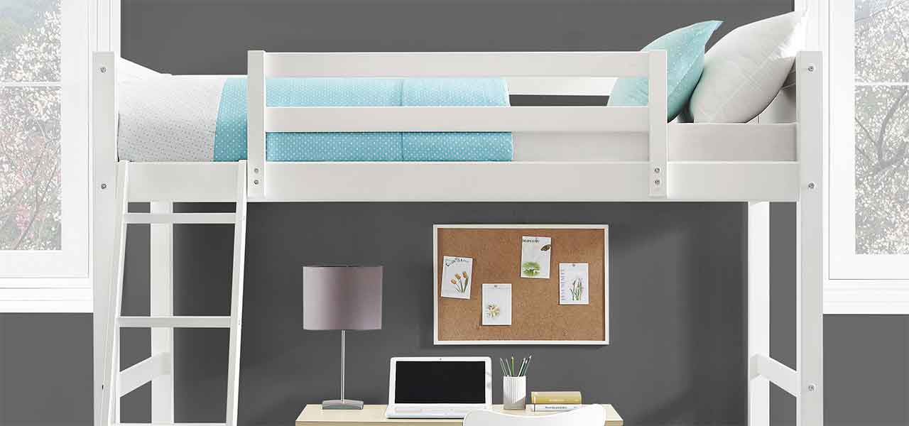 Picture of: Walmart Loft Bed Reviews 2020 Catalog Compared