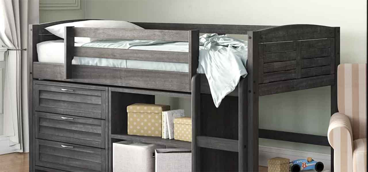 Picture of: Best Wood Loft Beds Ranked 2020 Beds To Buy Or Avoid