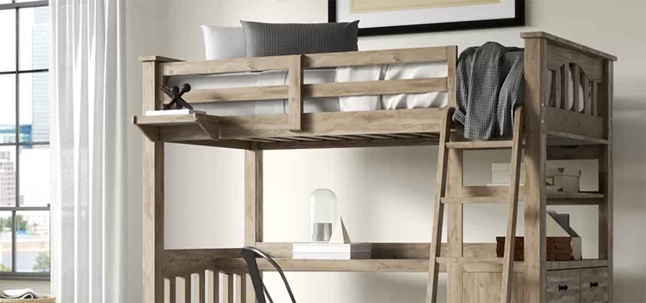 Best Loft Beds With Desk 2021 Reviews Buy Or Avoid