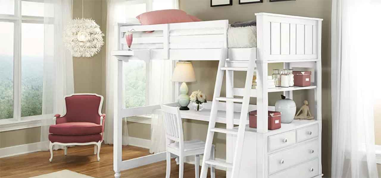 Best Loft Beds With Desk Revealed 2021 Reviews